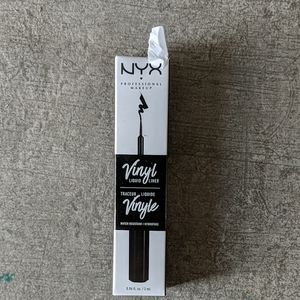 NYX Vinyl Liquid Liner in Black